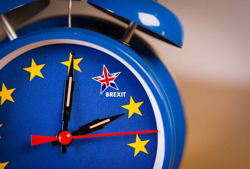 Brexit - not another delay